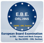 European Board Examination ORL-HNS